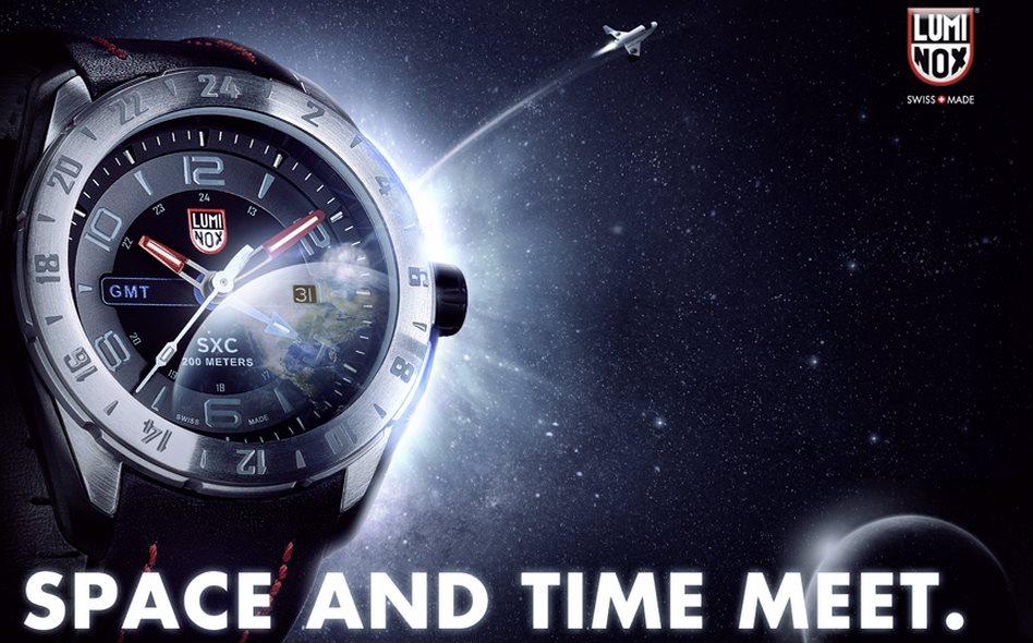 Часы Luminox-2