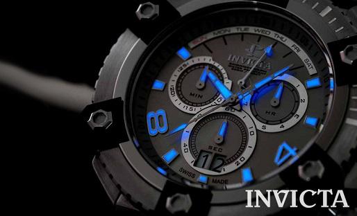 Invicta - купить оригинальные швейцарские часы Invicta - новые модели,  низкие цены, отзывы - Invicta (часы Invicta) - Бесплатная доставка по Киеву  и Украине ... 18c3c255262