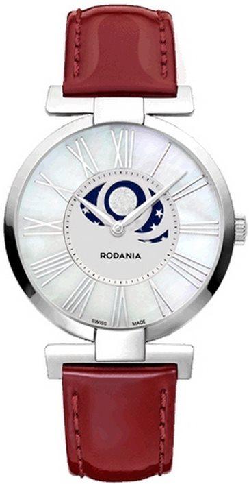 Женские часы Rodania 25106.25 - купить по цене 13177 в грн в Киеве, Днепре, отзывы в интернет-магазине Timeshop