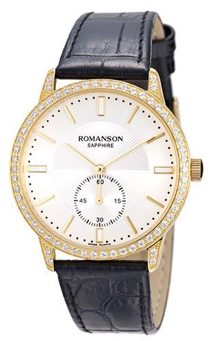 Женские часы ROMANSON TL6A22QMBGASR3 (TL6A22QMGD WH) - купить по цене 6875 в грн в Киеве, Днепре, отзывы в интернет-магазине Timeshop