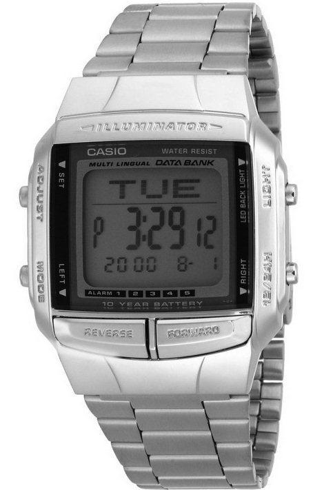 dc711585 Мужские часы CASIO DB-360N-1AEF (DB-360-1ADF) - купить по цене 1120 в грн в  Киеве, Днепре, отзывы в интернет-магазине Timeshop