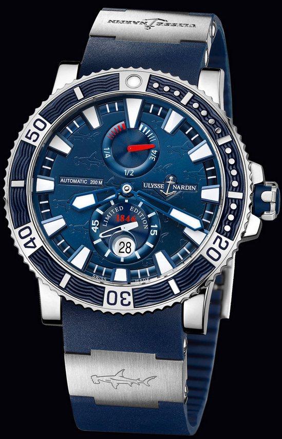 Мужские часы Ulysse Nardin 263-91LE-3 Hammerhead Shark Limited Edition -  купить по цене 274407 в грн в Киеве, Днепре, отзывы в интернет-магазине  Timeshop edbe34dad12
