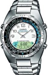 Цифровые и комбинированные часы Casio