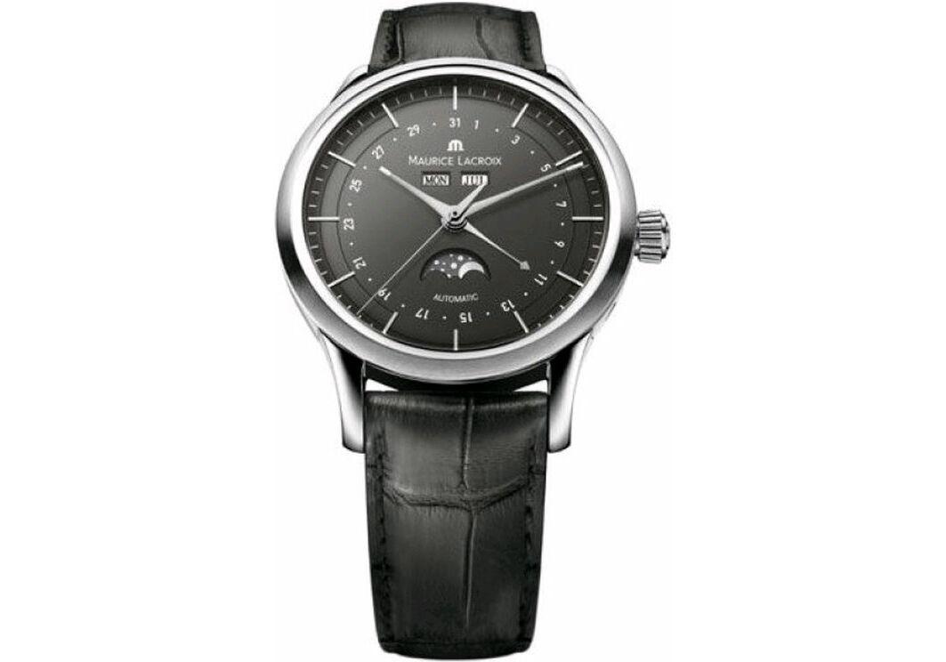 efca1c80 Мужские часы Maurice Lacroix LC6068-SS001-331 Chronographe ...