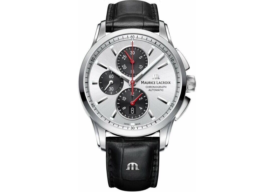18ea4f5b Мужские часы Maurice Lacroix PT6388-SS001-131-1 - купить по цене ...