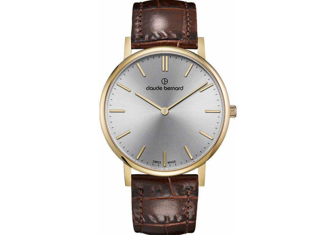 837faaeb Мужские часы CLAUDE BERNARD CB-20214-37J-AID - купить по цене 6100 в ...