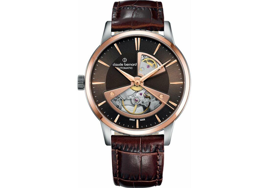 e3d925b1 Мужские часы CLAUDE BERNARD CB-85017-357R-BRIR2 - купить по цене ...