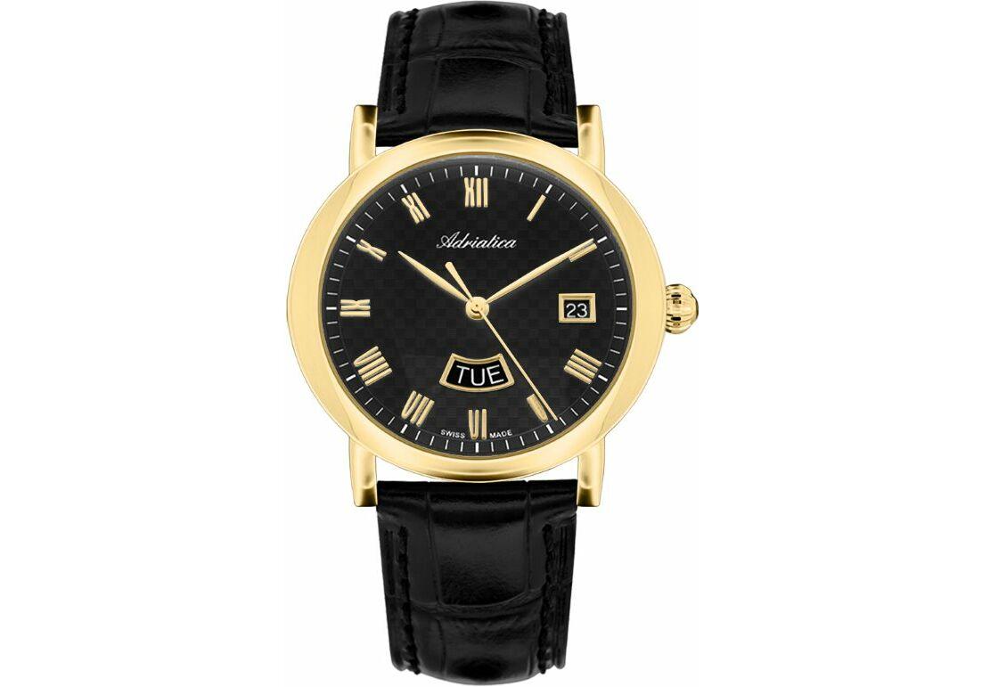 719b9c7b Мужские часы Adriatica ADR 1023.1236Q - купить по цене 4066 в грн в ...