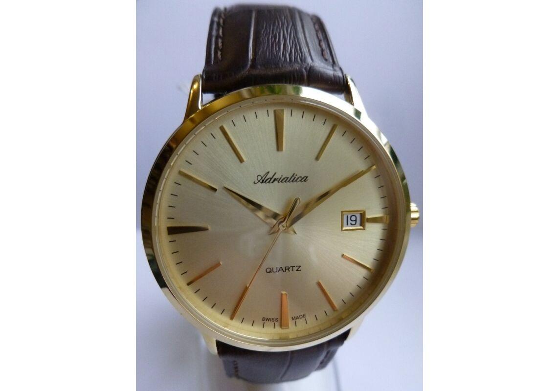 aa0c66f6 Мужские часы Adriatica ADR 1243.1211Q - купить по цене 4462 в грн в ...