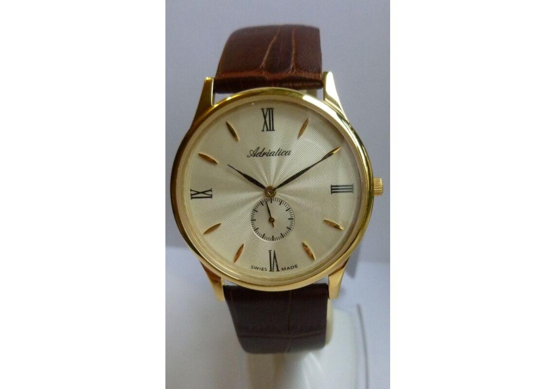 2bdc2753 Мужские часы Adriatica ADR A1230.1261Q - купить по цене 4760 в грн в ...