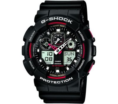 CASIO GA-100-1A4ER - фото  | Интернет-магазин оригинальных часов и аксессуаров