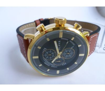 SLAVA SL10010GBGF Супер цена! - фото 2 | Интернет-магазин оригинальных часов и аксессуаров