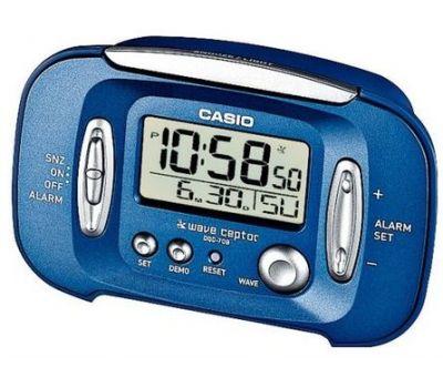 Настольные часы Casio DQD-70B-2EF - фото  | Интернет-магазин оригинальных часов и аксессуаров
