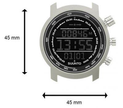 Suunto SS018733000 ELEMENTUM TERRA N/BROWN LEATHER - фото 9 | Интернет-магазин оригинальных часов и аксессуаров