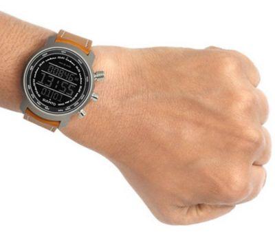 Suunto SS018733000 ELEMENTUM TERRA N/BROWN LEATHER - фото 8 | Интернет-магазин оригинальных часов и аксессуаров