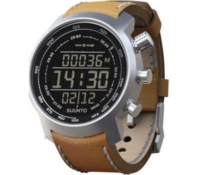 Suunto SS018733000 ELEMENTUM TERRA N/BROWN LEATHER - фото 7 | Интернет-магазин оригинальных часов и аксессуаров