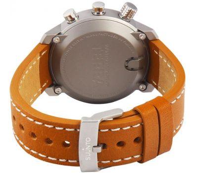 Suunto SS018733000 ELEMENTUM TERRA N/BROWN LEATHER - фото 4 | Интернет-магазин оригинальных часов и аксессуаров