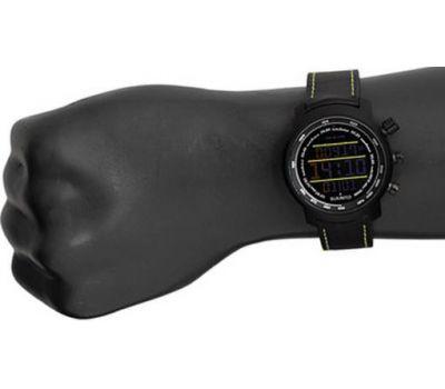 Suunto SS019997000 ELEMENTUM TERRA N/BLACK/YELLOW LEATHER - фото 3   Интернет-магазин оригинальных часов и аксессуаров