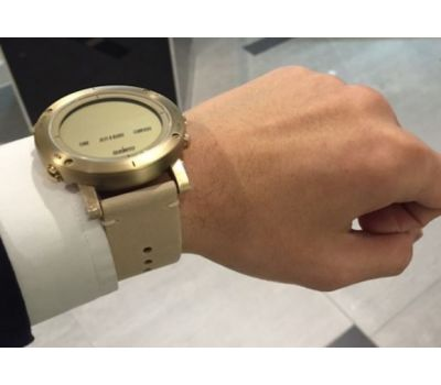 Suunto SS021214000 ESSENTIAL GOLD - фото 2   Интернет-магазин оригинальных часов и аксессуаров