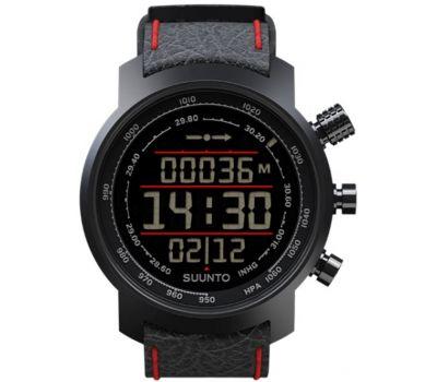 Suunto SS019171000 ELEMENTUM TERRA N/BLACK/RED LEATHER - фото  | Интернет-магазин оригинальных часов и аксессуаров