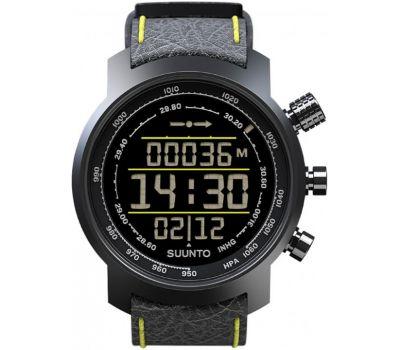 Suunto SS019997000 ELEMENTUM TERRA N/BLACK/YELLOW LEATHER - фото    Интернет-магазин оригинальных часов и аксессуаров