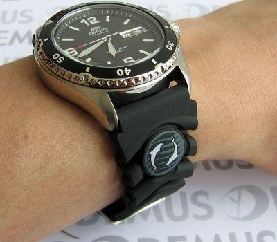 ORIENT EM65004B MAKO Black - фото 7   Интернет-магазин оригинальных часов и аксессуаров