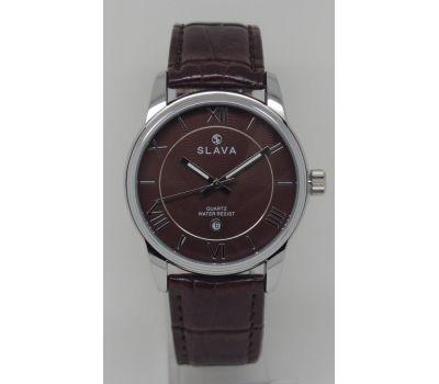 SLAVA SL10128SBr Супер цена! - фото  | Интернет-магазин оригинальных часов и аксессуаров