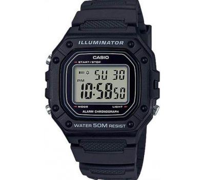 CASIO W-218H-1AVEF - фото  | Интернет-магазин оригинальных часов и аксессуаров