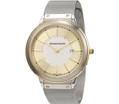 ROMANSON TM3219MM1CA11G (TM3219M2T WH) - фото  | Интернет-магазин оригинальных часов и аксессуаров