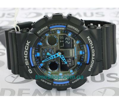 CASIO GA-100-1A2ER - фото 2 | Интернет-магазин оригинальных часов и аксессуаров