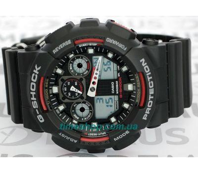 CASIO GA-100-1A4ER - фото 2 | Интернет-магазин оригинальных часов и аксессуаров