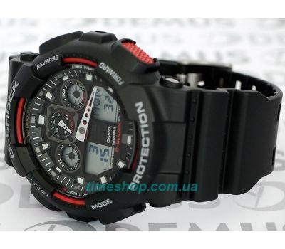CASIO GA-100-1A4ER - фото 3 | Интернет-магазин оригинальных часов и аксессуаров