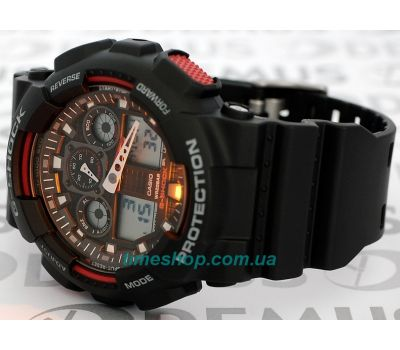 CASIO GA-100-1A4ER - фото 4 | Интернет-магазин оригинальных часов и аксессуаров