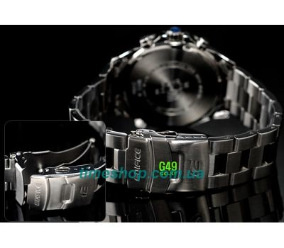 CASIO EF-527D-1AVEF Edifice Chrono - фото 5 | Интернет-магазин оригинальных часов и аксессуаров