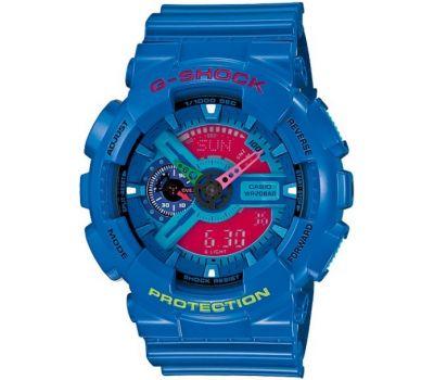 CASIO GA-110HC-2AER Супер скидка! - фото  | Интернет-магазин оригинальных часов и аксессуаров