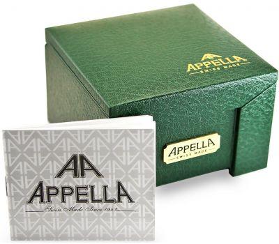 APPELLA A-4017-2001 Распродажа! - фото 2 | Интернет-магазин оригинальных часов и аксессуаров