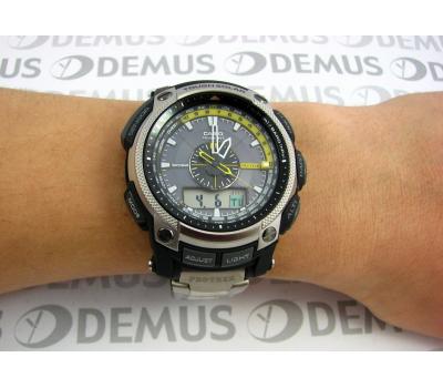 CASIO PRW-5000T-7ER Супер скидка! - фото 5 | Интернет-магазин оригинальных часов и аксессуаров