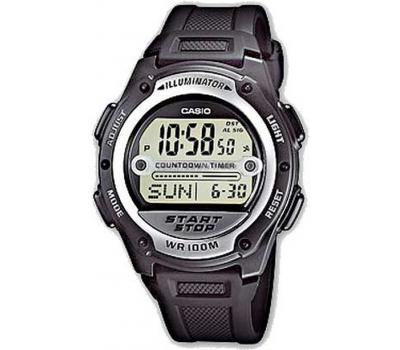 CASIO W-756-1AVEF Супер скидка! - фото  | Интернет-магазин оригинальных часов и аксессуаров