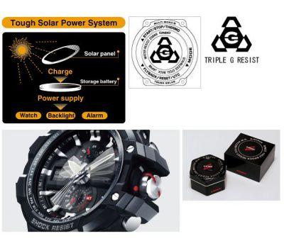 CASIO GW-A1000-1AER Супер скидка! - фото 5 | Интернет-магазин оригинальных часов и аксессуаров