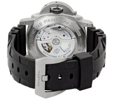 Panerai Luminor PAM00305 Супер акция, по цене закупки!Submersible 1950, 3 Days Power Reserve Titanio. - фото 2   Интернет-магазин оригинальных часов и аксессуаров