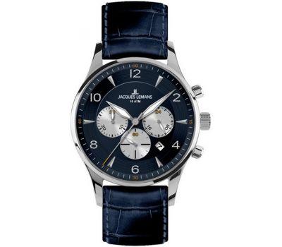 Jacques Lemans 1-1654C - фото  | Интернет-магазин оригинальных часов и аксессуаров
