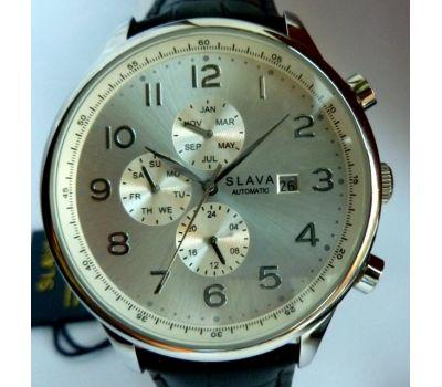 SLAVA SL107SSWS Супер цена! - фото 2 | Интернет-магазин оригинальных часов и аксессуаров
