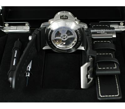 Panerai Luminor PAM00305 Супер акция, по цене закупки!Submersible 1950, 3 Days Power Reserve Titanio. - фото 3   Интернет-магазин оригинальных часов и аксессуаров
