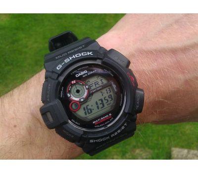 CASIO G-9300-1ER - фото 2 | Интернет-магазин оригинальных часов и аксессуаров