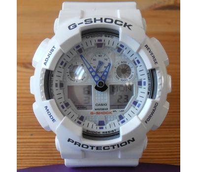 CASIO GA-100A-7AER - фото 22 | Интернет-магазин оригинальных часов и аксессуаров