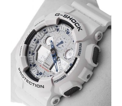 CASIO GA-100A-7AER - фото 12 | Интернет-магазин оригинальных часов и аксессуаров