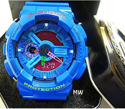CASIO GA-110HC-2AER Супер скидка! - фото 18 | Интернет-магазин оригинальных часов и аксессуаров