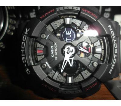 CASIO GA-120-1AER - фото 9 | Интернет-магазин оригинальных часов и аксессуаров