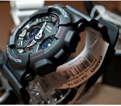CASIO GA-120-1AER - фото 5 | Интернет-магазин оригинальных часов и аксессуаров