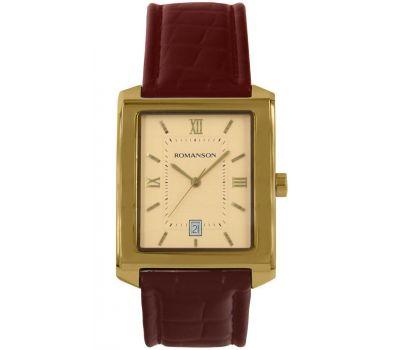ROMANSON TL1107MX1GAS1G (TL1107XG GOLD) Супер цена! - фото  | Интернет-магазин оригинальных часов и аксессуаров